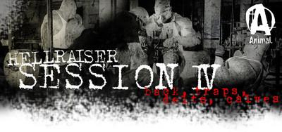 HRT: Animal Hellraiser Trainer - Hell Workout 4, Back, Traps, Delts & Calves