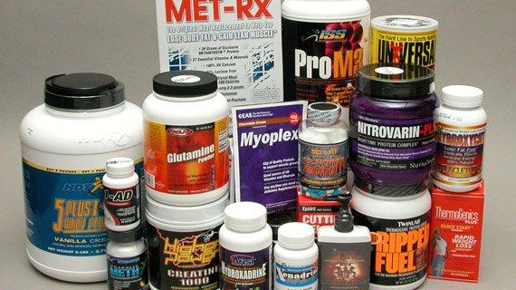 Supplements Do Not Make Up For Improper Training Or Poor Diet