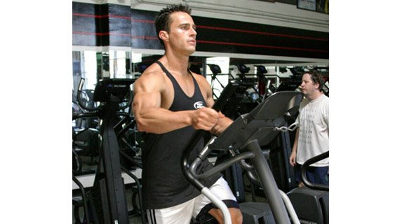 Let The Cardio Take Care Of Reducing Body Fat.