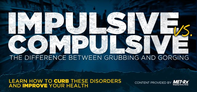 Impulsive Vs. Compulsive Eating: The Difference Between Grubbing And Gorging
