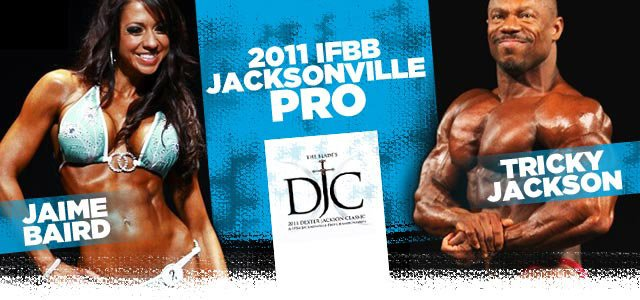 2011 IFBB Jacksonville Pro
