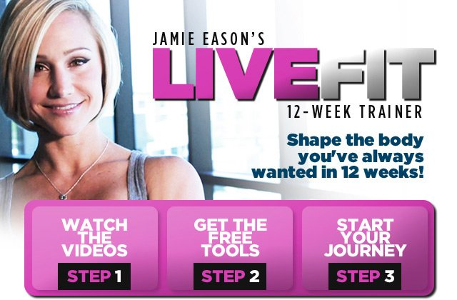 Jamie Eason Live Fit Trainer