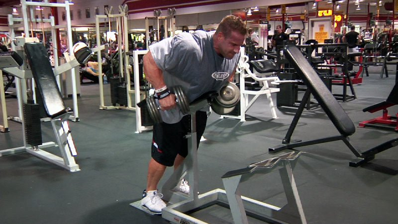 2011 Road To The Olympia Jay Cutler S Back Workout