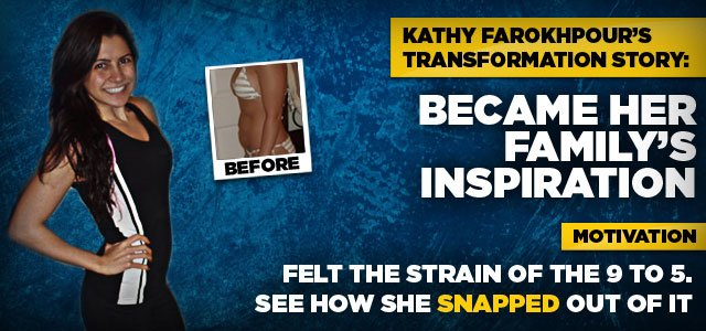 Kat Balanced Work And Fitness And Became Her Family's Inspiration!