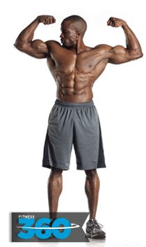 Kelechi can help you build insane slabs of muscle around a solid core