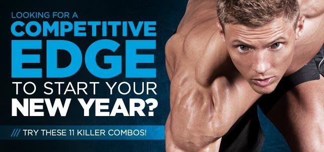 Looking For A Competitve Edge To Start Your New Year? Try These 11 Killer Combos!