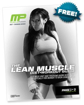 The Get Lean Diet & Workout Guide - For Women