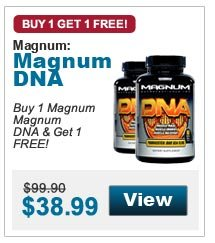 Buy 1 Magnum Magnum DNA & Get 1 FREE!