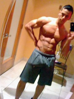 I wanted to get healthy and improve my physique and my self confidence