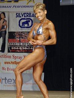 Maria Flores.