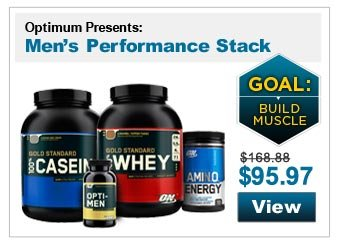 Optimum Presents: Men's Performance Stack