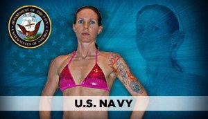 Petty Officer First Class Jenn Coulter (E6)