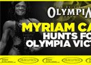 Myriam Capes Hunts For Olympia Victory