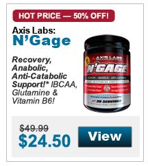 Recovery,  Anabolic, Anti-Catabolic Support!* IBCAA, Glutamine & Vitamin B6!
