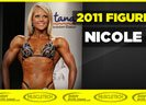Nicole Wilkins Wins Back Her Figure Title!
