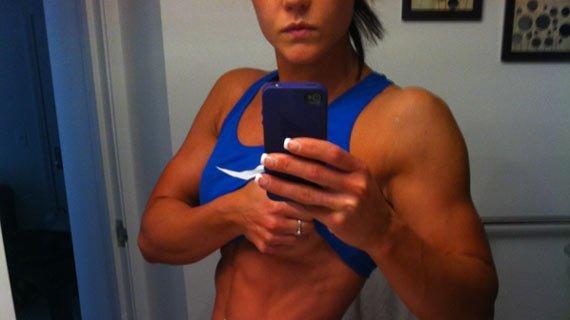 Nicole Wilkins 2 weeks out