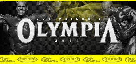 2011 IFBB Olympia