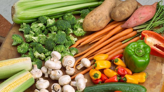 Include Plenty Of Fruits And Vegetables For Your Carbohydrates Source