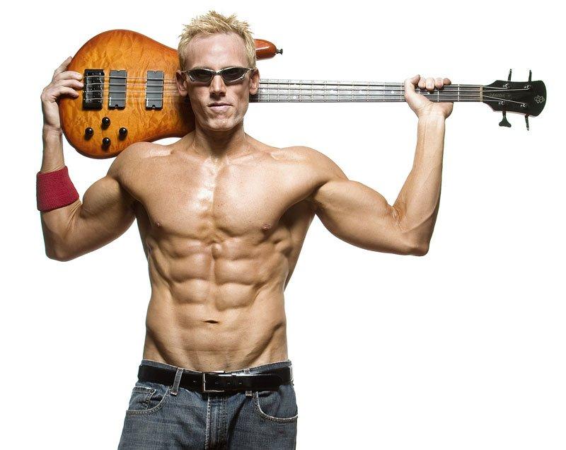 Licensed personal trainer bodybuilding instructor