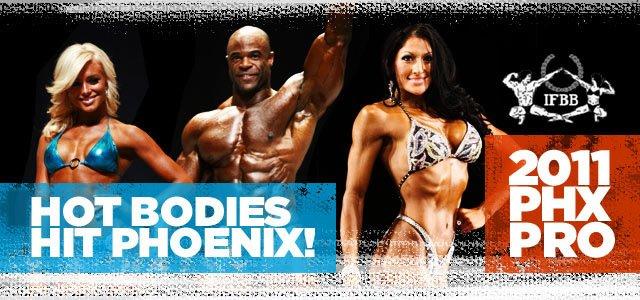 2011 IFBB Phoenix Pro