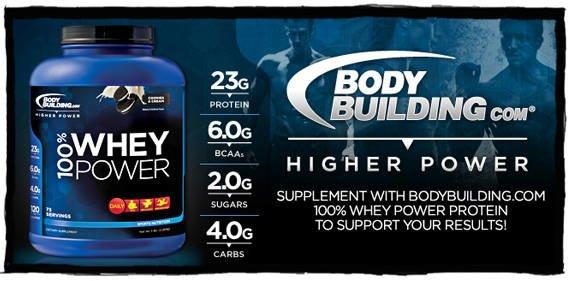 Power Bodybuilding Supplements