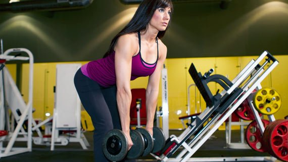 'Splitsville' isn't a word you want her to utter — unless the topic is her workout regimen