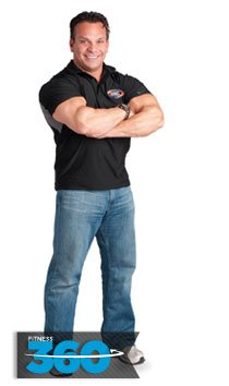 Rich Gaspari is here to get you ripped. Build muscle with his Fit 360