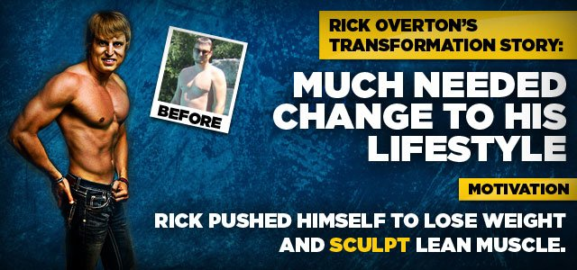 Rick Prescribed Some Much Needed Change To His Lifestyle