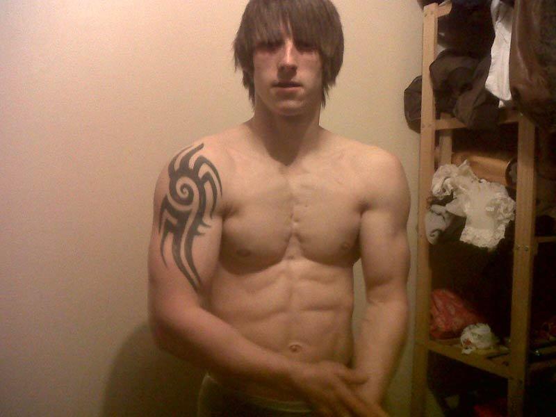 Teen Bodybuilder Of The Week Ritchie T Turpin