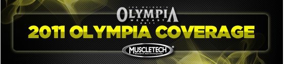2011 Olympia Main Page
