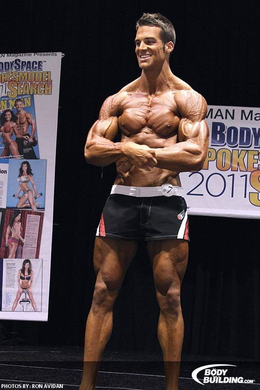 Amateur Bodybuilder of the Week: Scott Dorn