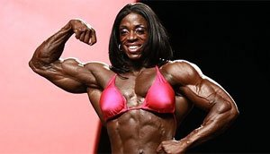 Female Bodybuilder of the Year: Iris Kyle