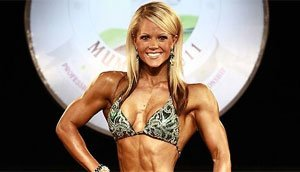 Figure Competitor of the Year: Nicole Wilkins