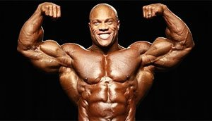 Upset of the Year: Phil Heath/Olympia