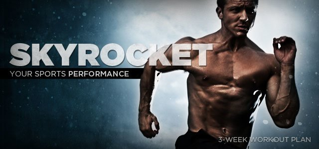 Skyrocket Your Sports Performance With This 3-Week Workout Plan