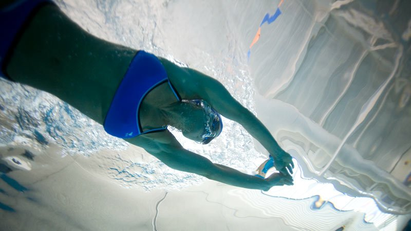 Your newly fit body will work as well in the water as it does on land