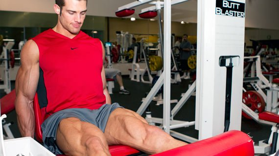 Range Rover: Follow compound exercises with lighter weight, higher rep isolation moves.