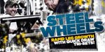 Steel Wheels: The Ultimate Tri-Sets Workouts For Legs