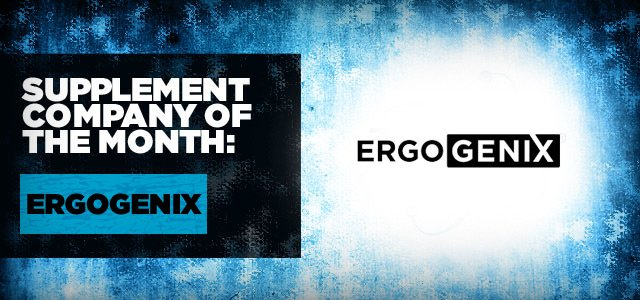 BodyBuilding.com Supplement Company Of The Month: Ergogenix