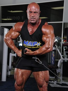 Long Time MHP Athlete Michael Kefalianos