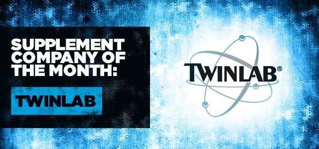 Supplement Company Of The Month: Twinlab!