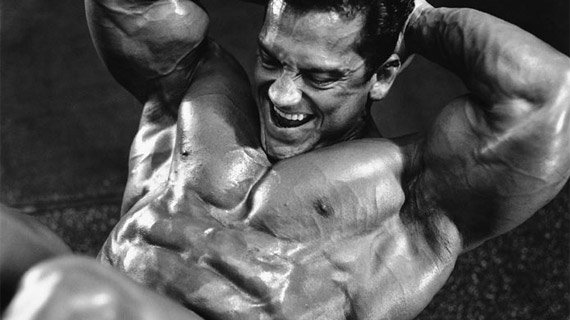 Lee Labrada knows a few things about building a desired physique.