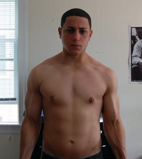 I did some research and talked to the guys in the gym who were in the best shape