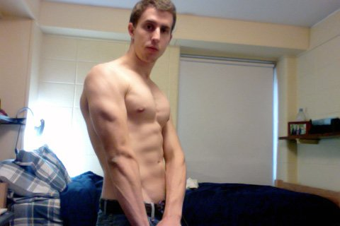 Clean bulk, lean and mean body.