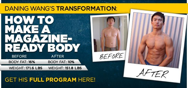 Body Transformation: How To Make A Magazine-Ready Body