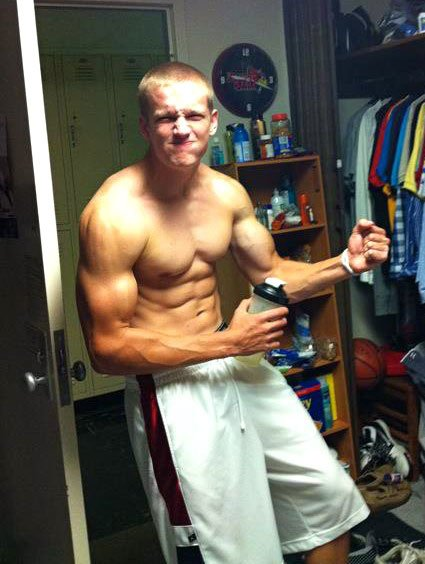 Body Transformation Dylan Transformed From Teen To Titan