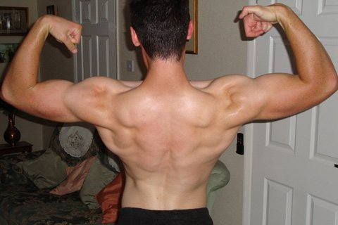 I Made A Promise To Myself To Dedicate To Training Hard And Packing On Some Muscle Mass