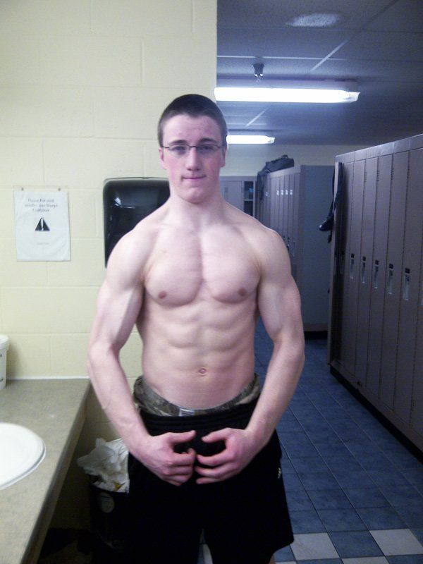 Learn How This Teen Packed On 45 Pounds Of Muscle