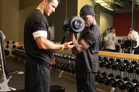 Maybe your training partner will push you past your known limits, but sometimes they can actually hold you back