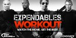 The Expendables Workout! Watch The Movie. Get The Body.